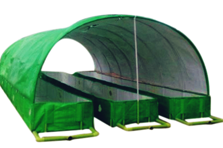Vermi Bed India - HDPE Vermi Compost Bed Manufacturer in Kolkata, India